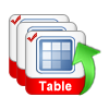 Save Selected Tables data