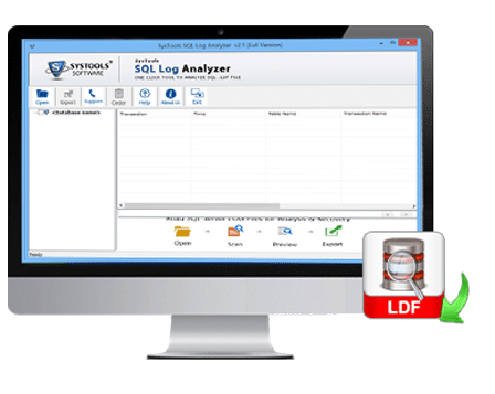 SQL log Analyzer Box Image