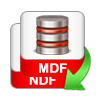 Recover MDF and NDF File