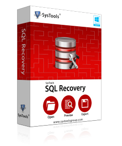 SQL MDF Recovery Software