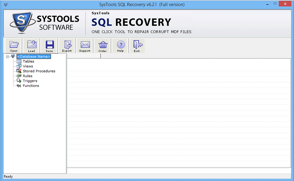 Recover SQL Tables which are Corrupt